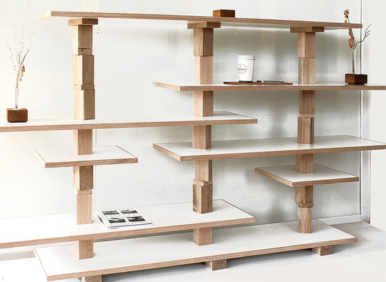 JO 49 Shelving System by Andreas Janson | Shelving
