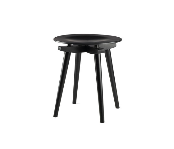 Stool CC Black by Rex Kralj | Stools