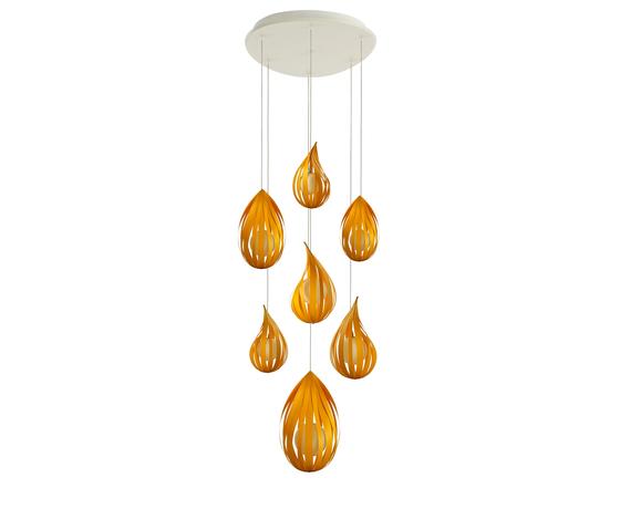 Raindrop Cluster 7 S di lzf | Illuminazione generale