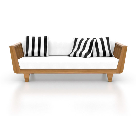 InOut 907 by Gervasoni   Garden sofas