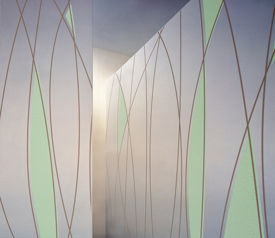 Topsy Turvy di tela-design | Sistemi assorbimento acustico parete