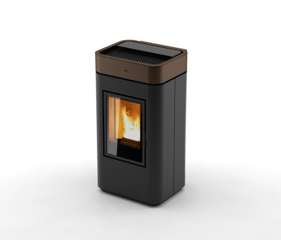 Cap | Pellet by MCZ | Pellet burning stoves