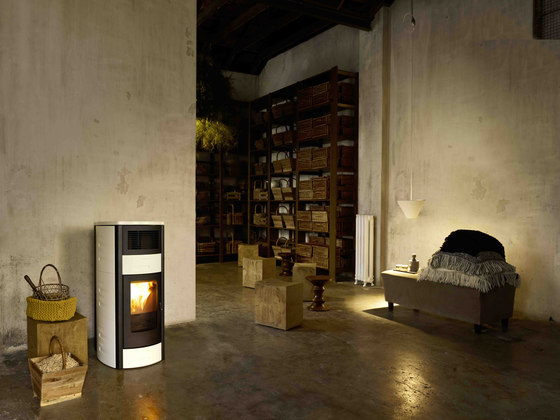 Duo | Pellet by MCZ | Pellet burning stoves