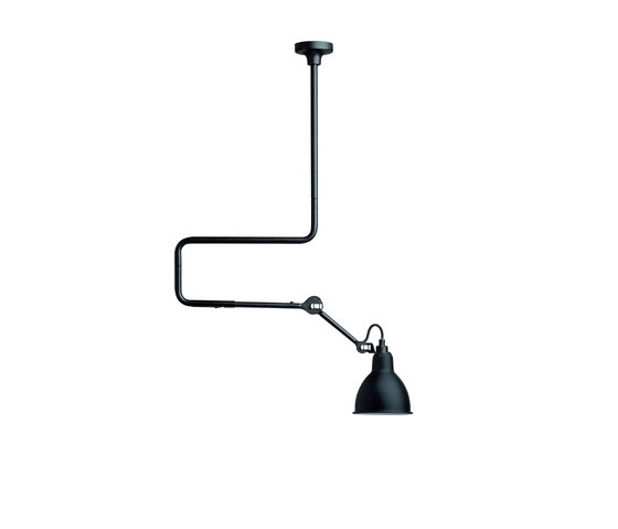LAMPE GRAS - N°312 black by DCW éditions | Ceiling lights