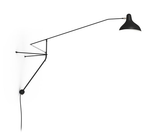 MANTIS - BS2 BL by DCW éditions | General lighting
