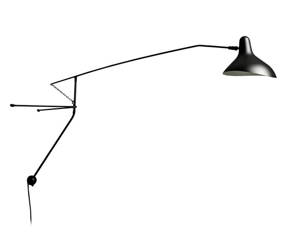 MANTIS | BS2 BL by DCW éditions | Wall lights