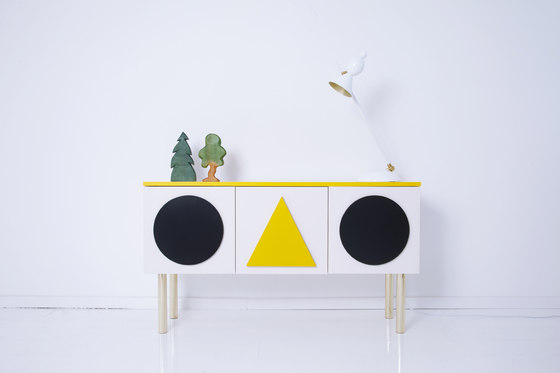 Sideboard Back To Bauhaus By Hansen Product