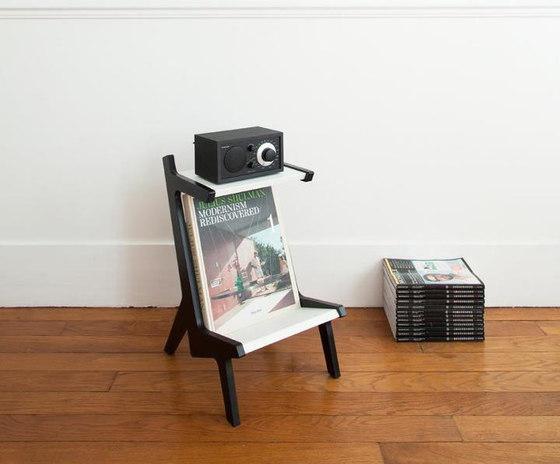 Tivoli Side Table von Hansen | Multimedia Ständer