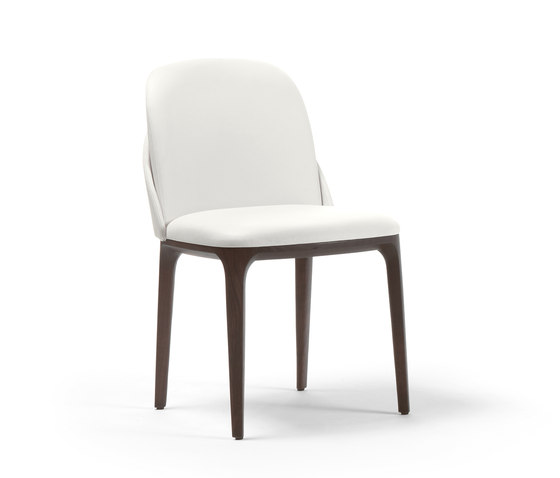 Manda by Busnelli | Visitors chairs / Side chairs