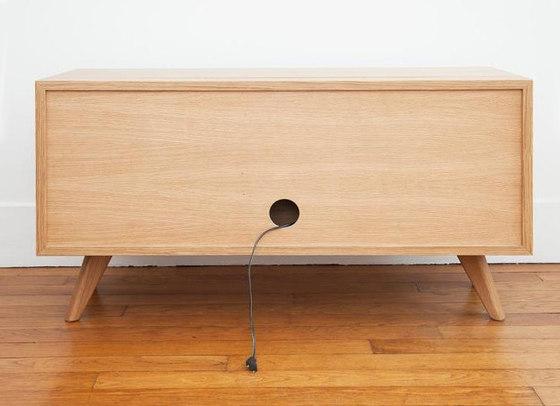 Sideboard Tivoli | # 15 di Hans Hansen & The Hansen Family | Credenze multimediali