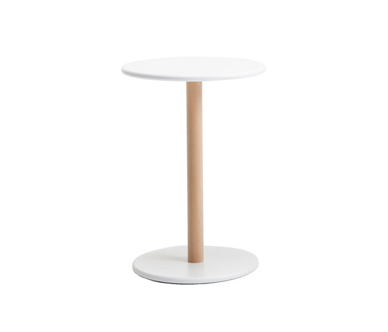 Common table high de viccarbe | Tables d'appoint