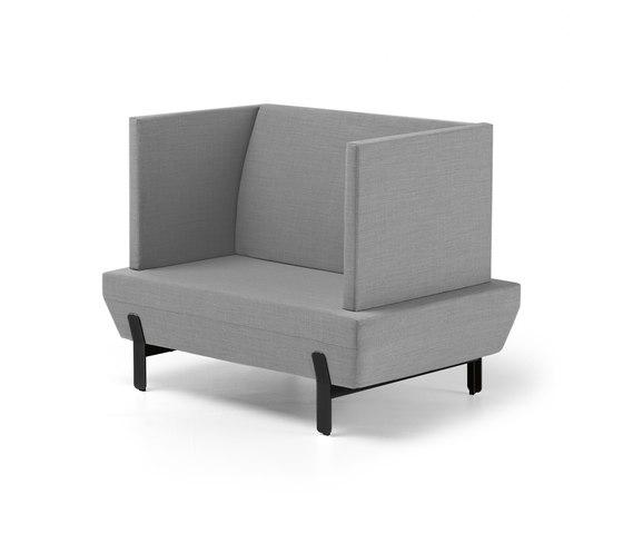 Platform bench 01 de viccarbe | Elementos asientos modulares