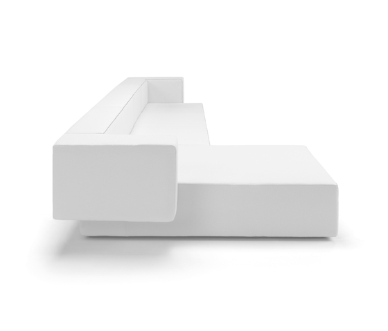 Step sofa 06 de viccarbe | Sofás lounge
