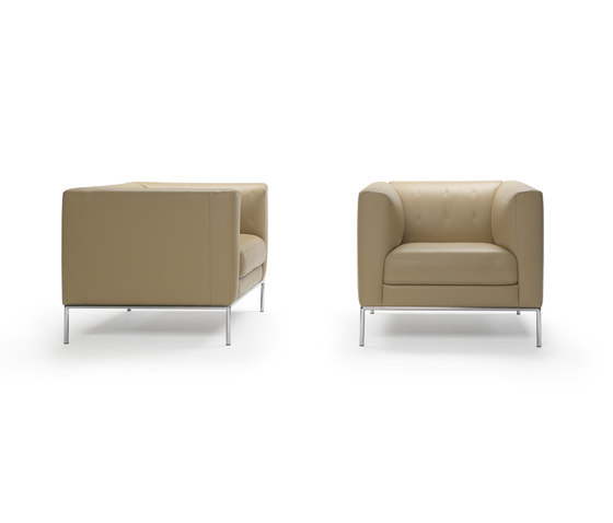 Certosa by Loop & Co | Lounge chairs