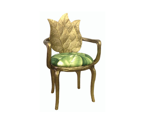 Clorophilla Armchair by F.LLi BOFFI | Chairs