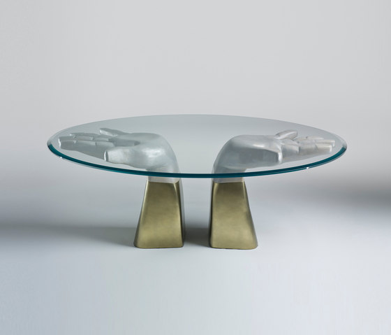 Prego! Table by F.LLi BOFFI | Dining tables