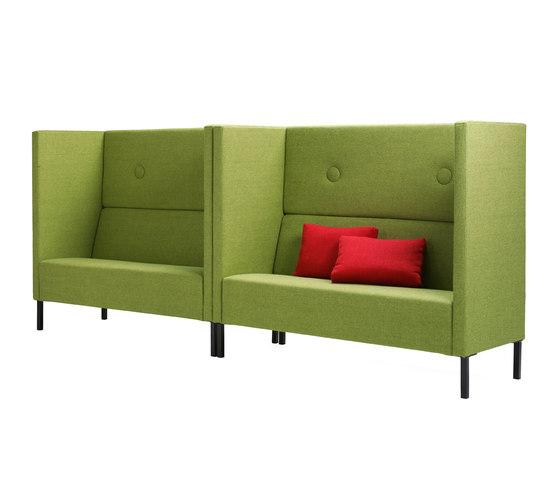 Mute de Mitab | Sofás lounge