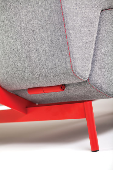 Pil-low sofa by Prostoria | Sofa beds
