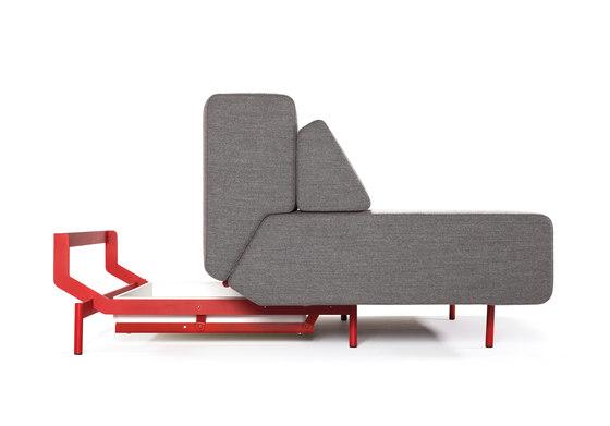 Pil-low sofa by Prostoria | Sofa beds