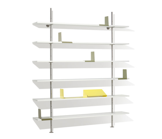 Eiermann shelving by Lampert | Shelving systems