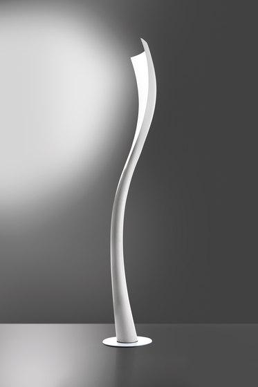 Solium Pie de Artemide | Lámparas de pie