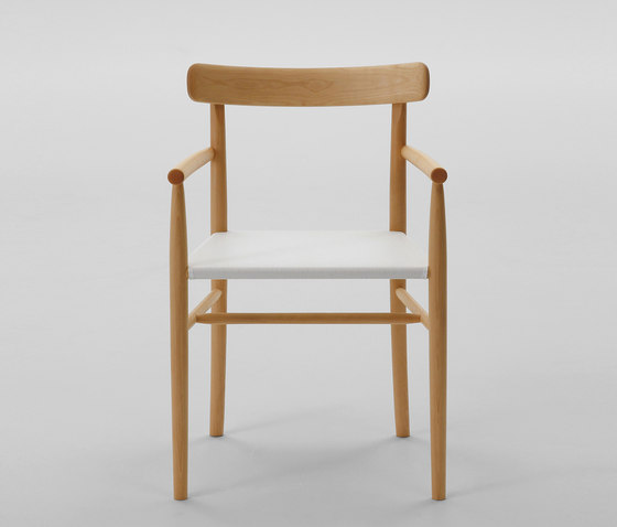 Merveilleux Lightwood Arm Chair (Mesh Seat) By MARUNI | Chairs ...
