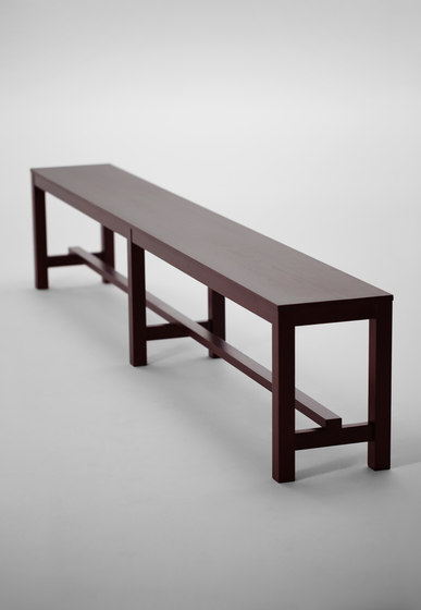 Asian Bench Bench 240 von MARUNI | Wartebänke