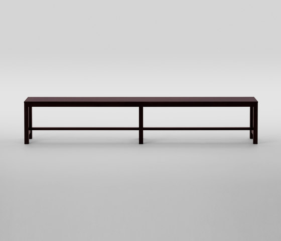 Asian Bench Bench 240 Waiting Area Benches From Maruni Architonic