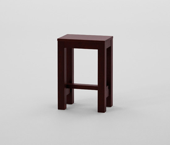 Asian Bench Stool de MARUNI | Taburetes