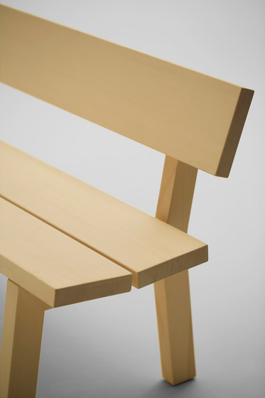 Botan Bench 210 by MARUNI | Waiting area benches