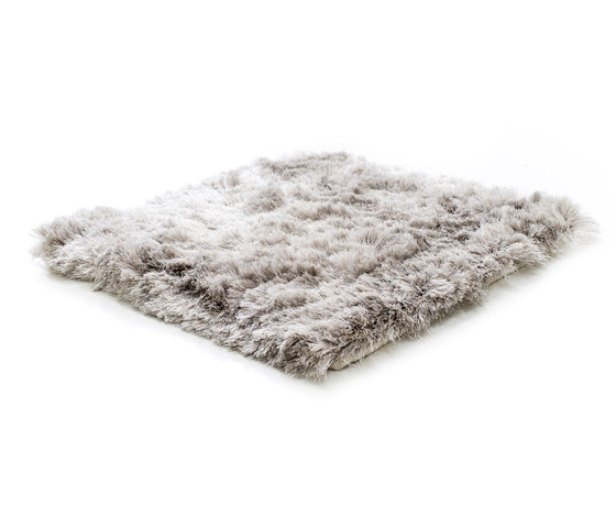 SG Airy Premium Blend creme beige, icey grey & raw white by kymo | Rugs / Designer rugs