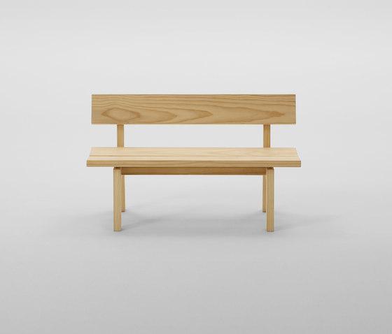 Botan Bench 122 by MARUNI | Garden benches