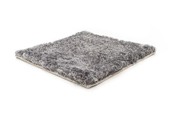 SG Airy Premium Blend Low Cut creme beige, solid steel & wild dove by kymo | Rugs / Designer rugs