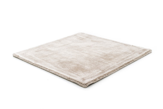 Mark 2 Viskose beige grey by kymo | Rugs / Designer rugs