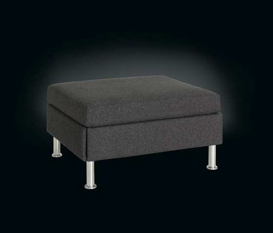 Function Hocker von Swiss Plus | Poufs / Polsterhocker