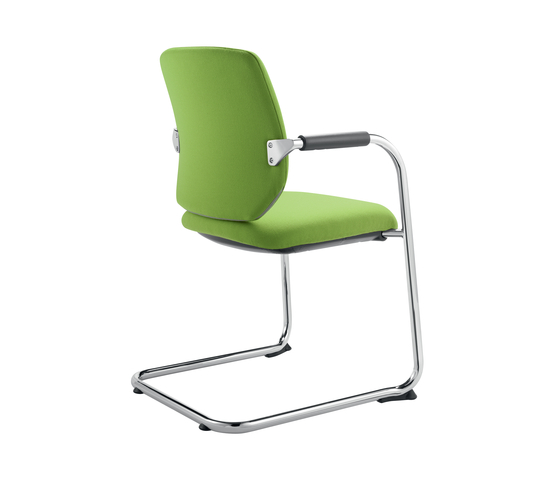 Bionic Cantilever chair by Dauphin | Visitors chairs / Side chairs