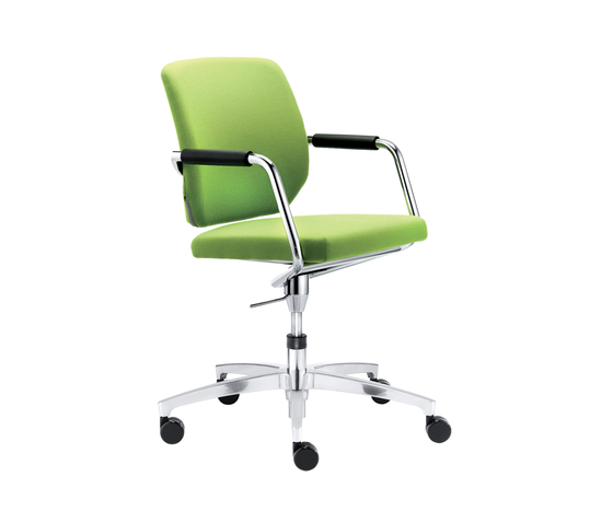 Bionic Conference swivel chair by Dauphin | Task chairs