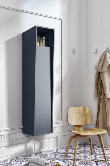 Scalene 150 vitrine by SONIA | Wall cabinets