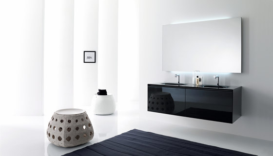 Amazing Bathroom  Bath Furniture  Bathroom Cabinet Rovere Finishing Milldue