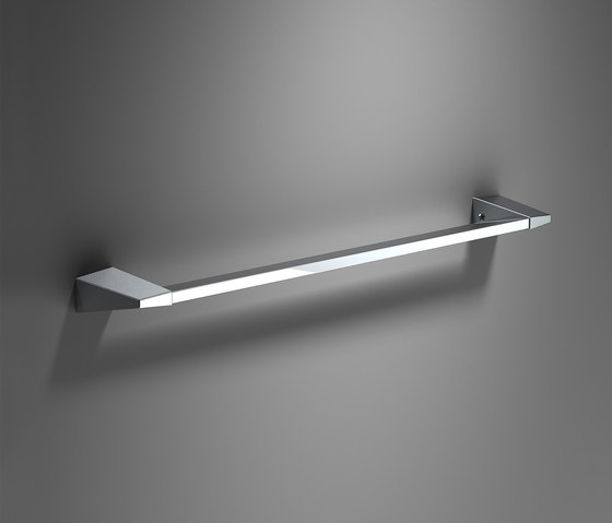 S2 towel bar 500mm by SONIA | Towel rails