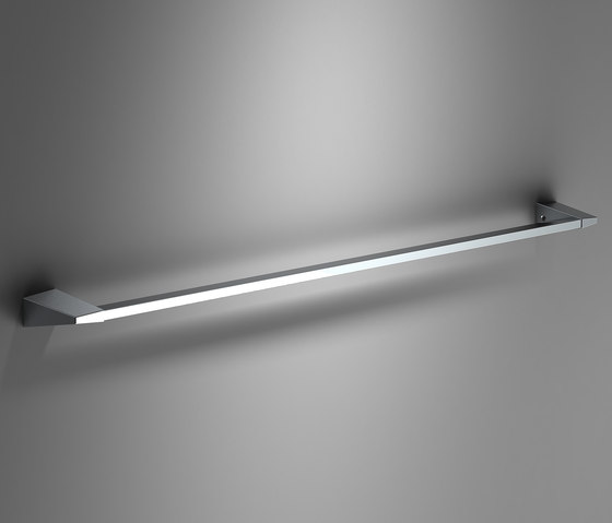 S2 towel bar 750mm by SONIA | Towel rails