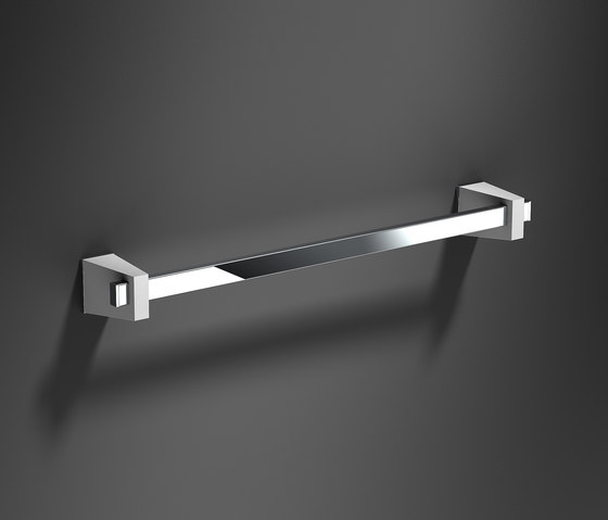 S4 towel bar 500mm by SONIA | Towel rails