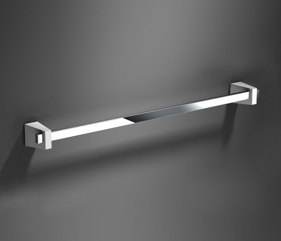 S4 towel bar 600mm by SONIA | Towel rails