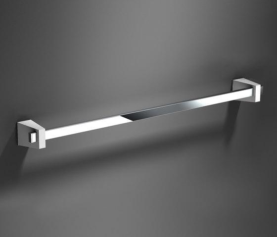 S4 towel bar 750mm by SONIA   Towel rails