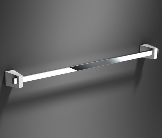 S4 towel bar 900mm by SONIA | Towel rails