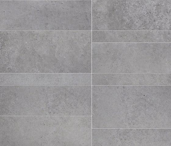 Anarchy grey natural mosaico plane by Apavisa | Mosaics