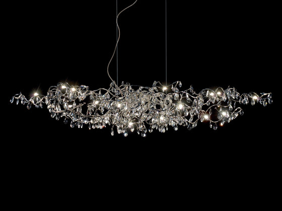 Tiara Sky Pendant light 30 by HARCO LOOR | General lighting