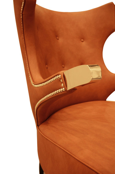 Sika | Armchair di BRABBU | Poltrone