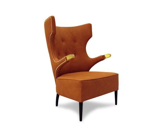 Sika | Armchair von BRABBU | Sessel