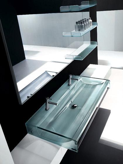 Kubik Washbasin unit by Milldue | Vanity units